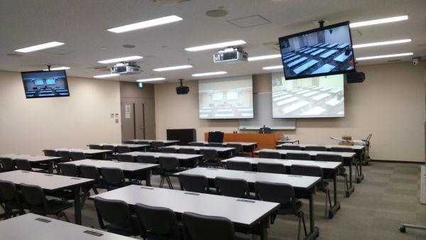 1.講義室風景