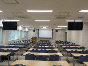 1.講義室風景2